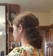 Греческая коса- девичья краса