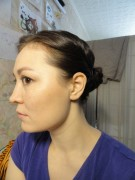 1 день длинных волос