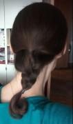 7. Греческая коса
