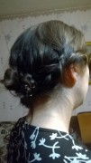 вариации с косами