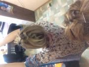 Новая причёска!