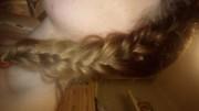 Плести косы так увлекательно!)