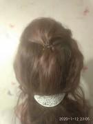 14 день. Структурирование волос.Фронтальная зона.